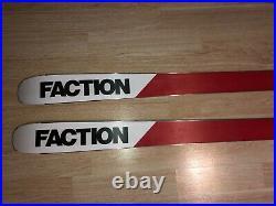 Faction Skis Prime 1.0 Redbull Edition