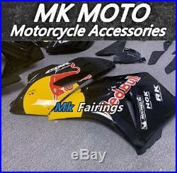 Fairing Kit For HONDA CBR1000RR 2004-2005 Bodywork fit Injection Black Red Bull