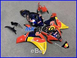 Fairing Kit For HONDA CBR1000RR 2008-2011 Bodywork Injection Red Bull