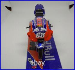Hafizh Syahrin 55 Miguel Oliveira 88 Redbull KTM Maisto 118 MOTOGP 2019 Model