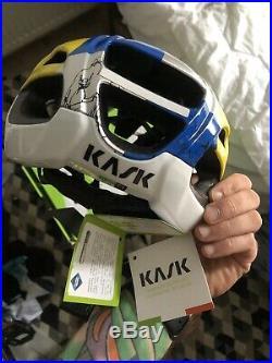 Helmet Kask Protone Red Bull Size L Road Bike Mtb