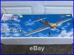 Hobbico Flitework 63 Zlin 50 Red Bull ARF Balsa Airframe