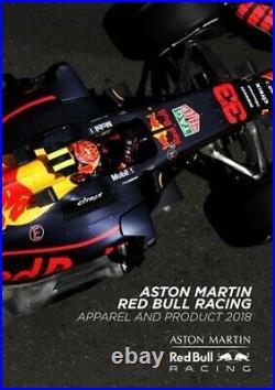 JACKET Rain Coat Aston Martin Red Bull Racing Formula 1 One Mens PUMA NEW