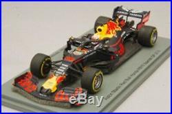JPN LE Spark 143 Red Bull Honda RB15 Max Verstappen F1 Spanish GP winner 2019