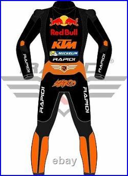 Johan Zarco Ktm Redbull 2019 Model Motogp Motorbike Racing Leather Suit