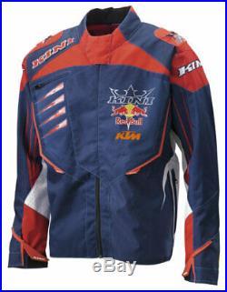 KTM Original Kini-Red Bull Comp Jacket / Jacke, Blau-Rot, XXL, statt 202,30