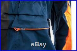 Kini Red Bull Competition Jacke Enduro Jacket blau orange