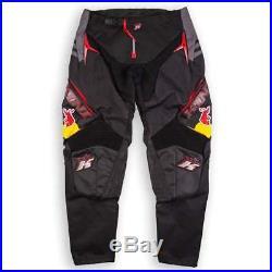 Kini Redbull Adults 17 RB Competition Motocross MX Enduro Pants Black