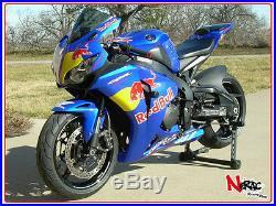 Kit Carena ABS Completa Verniciata Honda CBR 1000RR 2008/2011 Replica Red Bull