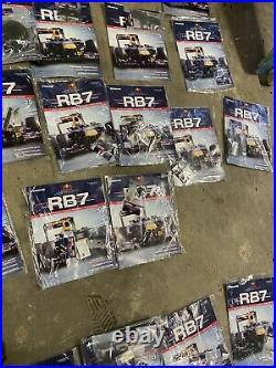 Kyosho F1 Red Bull 1/7 Formula One RB7 nitro RC car NEW 2.4 GHz radio receiver