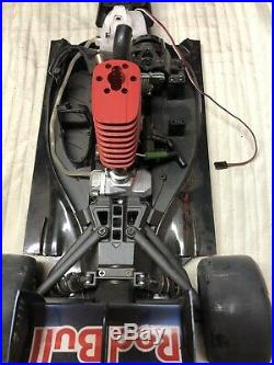 Kyosho Red Bull Formula One Nitro RB7 F1 New Never Started