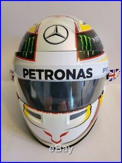 Lewis Hamilton 2016 12 Helmet Casque Casco F1