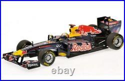 MINICHAMPS 110 100005 100105 110001 RED BULL F1 model car Vettel 2010 2011 118