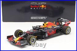 M. Verstappen Red Bull Racing RB16 #33 3rd Steiermark GP Formel 1 2020 118 Mini