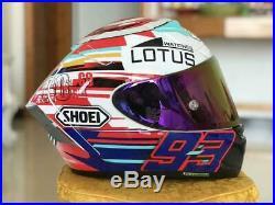 Marc Marquez X14 Full Face Helmet Red Bull Moto Gp Casco Marc Marquez Lotus