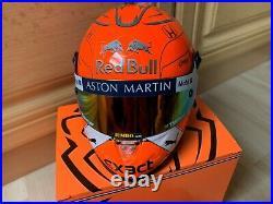 Max Verstappen 12 F1 Red Bull Racing 2019 SPA Helm Helmet Casque #Limited#