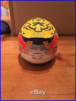 Max Verstappen 1/2 Scale Helmet Red Bull Racing Austrian GP Winner 2019