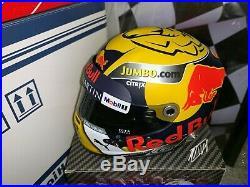 Max Verstappen 2018 AUSTRIA Helm Helmet 12 Red Bull Racing F1 Formel 1 RAR