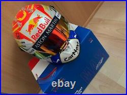 Max Verstappen 2020 Spielberg Österreich Helm Helmet 12 Red Bull F1 ++Limited++