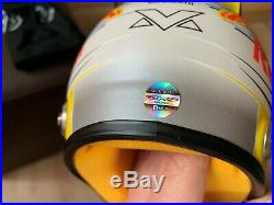 Max Verstappen Helm Helmet 12 Österreich 2019 WIN Red Bull TOP&RAR