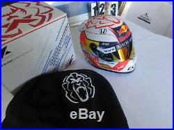 Max Verstappen helmet 2019 Ltd to 2000 1/2 Red Bull 1st. Edition