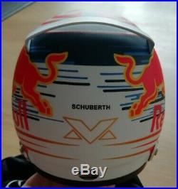 Max Verstappen helmet GP 2019 1/2 F1 Red Bull