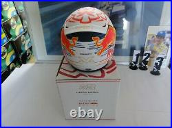 Max Verstappen helmet f1 2019 Ltd to 2000 1/2 Red Bull 1st. Edition