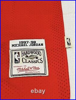 Michael Jordan Signed Chicago Bulls Jersey MJ #23 GOAT AUTO BULLS RED COA NWT