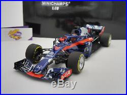 Minichamps 110180603 # Aston Martin Red Bull RB14 F1 Monaco 2018 Ricciardo 118