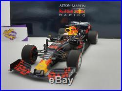 Minichamps 110190033 # Aston Martin Red Bull Racing RB15 F1 2019 Verstappen 118