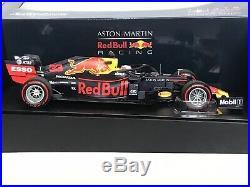 Minichamps 110191133 Bull Bull RB15 M. Verstappen Winner German GP F1 2019 118