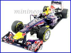 Minichamps 110-130002 2013 F1 Renault Rb9 Infiniti Red Bull #2 1/18 Mark Webber