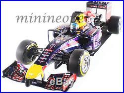 Minichamps 110-140001 2014 14 F1 Infiniti Red Bull Rb10 1/18 Sebastian Vettel