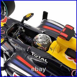 Minichamps 1/18 2010 Red Bull Racing F1 Rb6 Abu Dhabi Sebastien Vettel 110100105