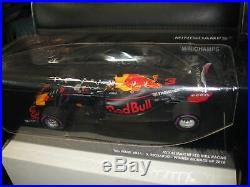 Minichamps 1.18 F1 Aston Martin Red Bull Rb14 D Ricciardo Monaco Gp 2018 Winner