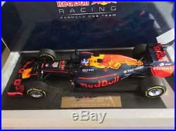 Minichamps 2016 Dan Ricciardo Red Bull RB12 1/18 LE ONLY 250 Pieces