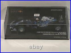 Minichamps 410180993 D. Ricciardo RB14 Shakedown Livery 2018 143 Scale