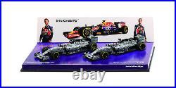 Minichamps 412150326 Infiniti Red Bull Racing Set 2015 143 NEU & OVP