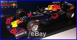 Minichamps F1 Aston Martin Red Bull Racing Honda RB15 2019 Max Verstappen 1/18