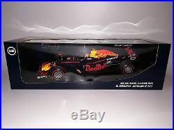 Minichamps F1 Red Bull RB13 Max Verstappen 1/18 Australian GP 2017