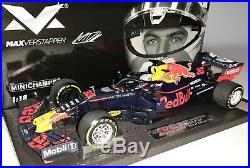 Minichamps F1 Red Bull RB15 Max Verstappen 1/18 3rd Place Australian GP 2019