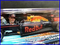 Minichamps Max Verstappen Red Bull RB12 2016 -143 -1st win Spanish GP