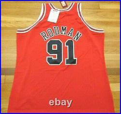 Mitchell & Ness Nba Hwc Chicago Bulls Dennis Rodman 1997-98 Authentic Jersey 56