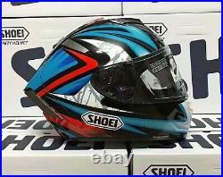 Mote GP SHOEI X14 X-Spirit 3 Motorcycle Full Face Helmet Red Bull Marc Marquez 3
