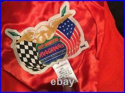 NASCAR JIMMY SPENCER WINSTON NO BULL RACING UNIFORM JACKET MINT new withtag LARGE