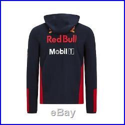 NEW 2020 RED BULL Racing F1 MENS Team Hoodie Hooded Jacket Verstappen OFFICIAL