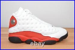 NEW Air Jordan XIII 13 Retro Chicago Bulls OG White Red Cherry Size 8 414571-122