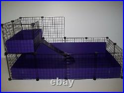 NEW LARGE 56 x 28 Guinea Pig cage with 2nd level
