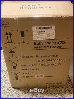 NEW Red Bull Energy Drink Baby Cooler 2020 Mini Fridge Table Top Refrigerator