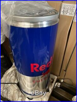 NEW Red Bull Large Electric Can / Bottle Cooler/Fridge Rolls 42 X 18